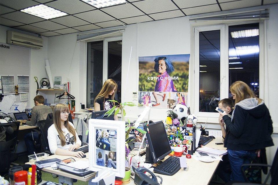 Офис: Adidas Group. Изображение № 22.