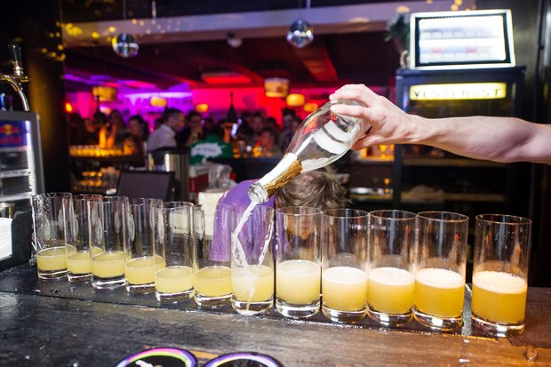 Интервью: Создатели лондонского бара Trailer Happiness — о барной культуре. Изображение № 10.