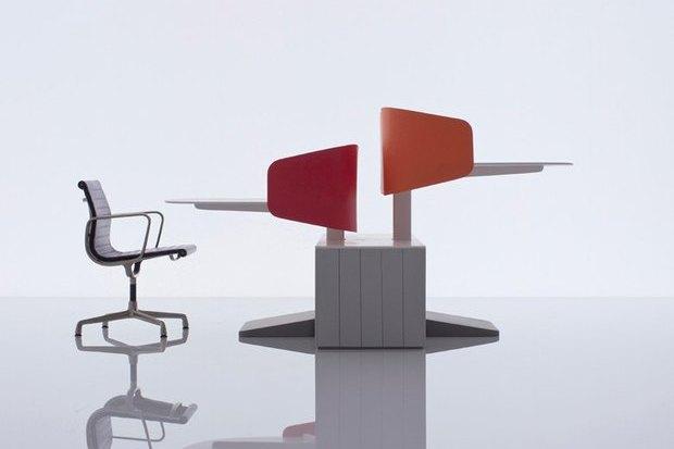 Новые подходы корганизации офисного пространства. Изображение № 13.