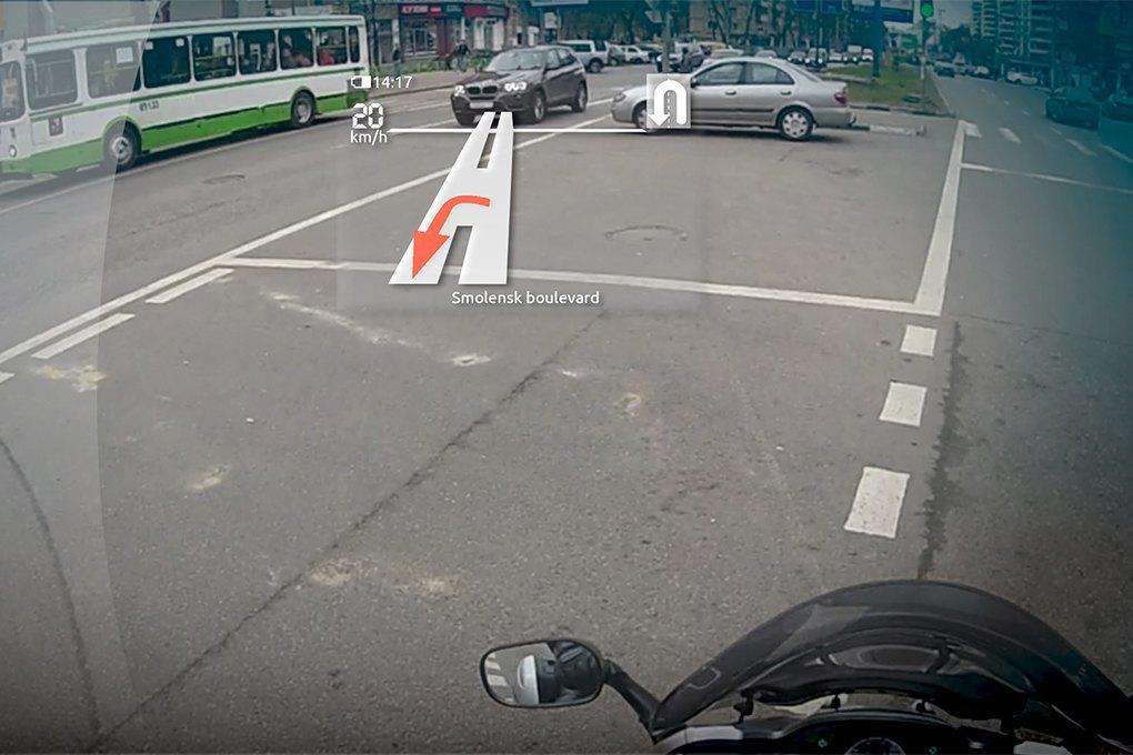 Livemap: Как сделать Google Glass для мотоциклистов . Изображение № 6.