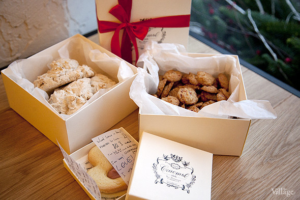 Сладкий Санта: Имбирные человечки и другие новогодние десерты навынос. Изображение № 25.