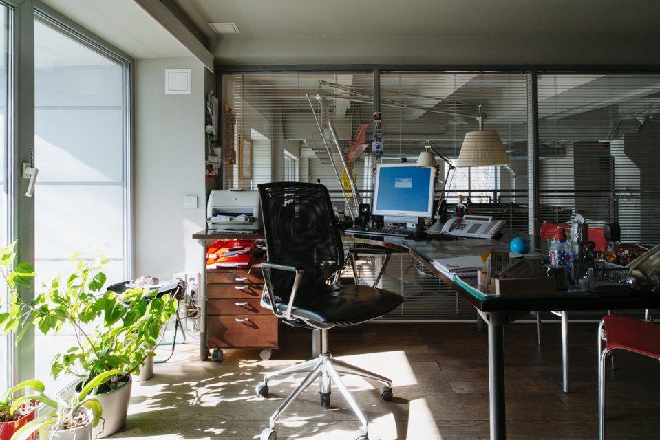 Офис радиостанции «Серебряныйдождь». Изображение № 38.