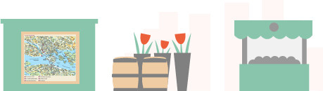 Отвечай за базар: уличная торговля в разных странах мира. Изображение № 6.