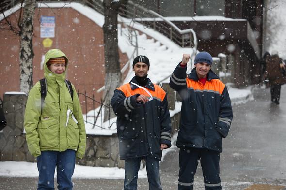 Близкое окружение: Участники акции «Белый круг» о проблемах Москвы. Изображение № 59.