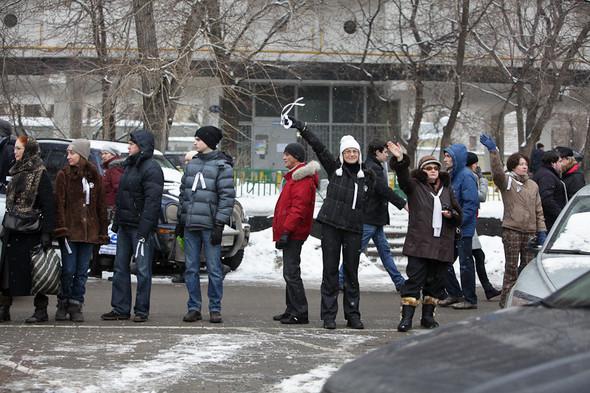 Близкое окружение: Участники акции «Белый круг» о проблемах Москвы. Изображение № 32.