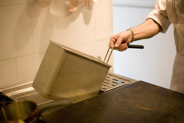 Изображение 23. Фоторепортаж с кухни: Ресторан «Бонтемпи».. Изображение № 35.