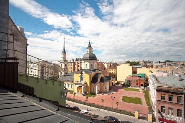 Крыша Lemonade откроется 14 июня . Изображение № 1.