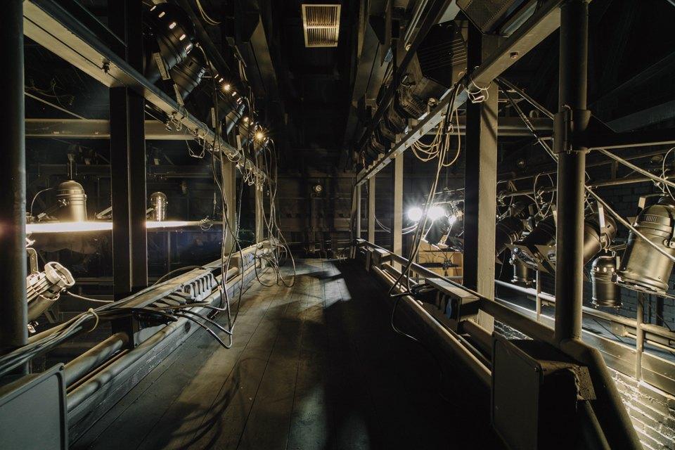 «Студия театрального искусства» вздании бывшей фабрики. Изображение № 28.