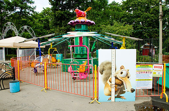 Карусель-карусель: 6 московских парков аттракционов. Изображение № 87.