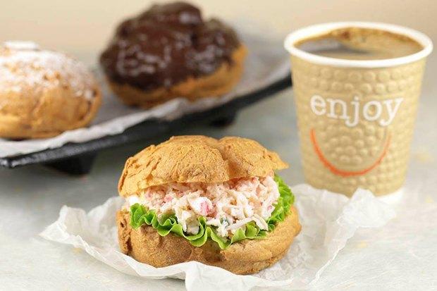 17 кафе-киосков наВДНХ,  две новых кофейни Double B, киоск «Кофе поинт», сервис доставки арбузов. Изображение № 2.