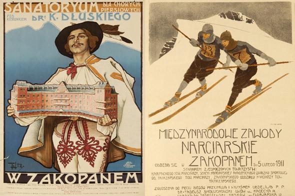 «Польский плакат XIX–XX века» в Пушкинском музее. Изображение № 5.