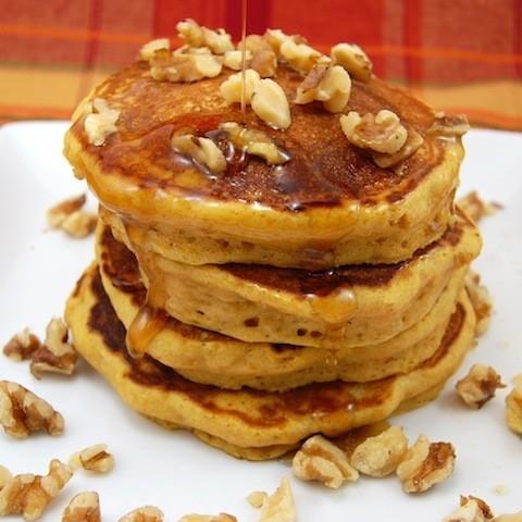 Breakfast Fun with Pumpkin Pancakes. Изображение № 1.