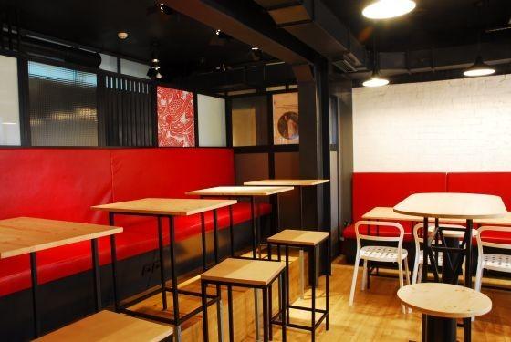 «Воккер» открыл свой первый ресторан. Изображение № 6.