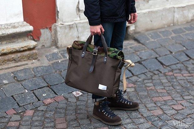 Внешний вид (Петербург): Илья Вахошкин, сотрудник магазина Mint. Изображение № 3.