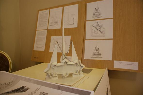 Стелу на въезд в город создаст молодое архитектурное бюро. Изображение № 5.