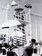 Летнее кафе в парке. 1934–1939 гг. Фотограф — Борис Игнатович. Изображение № 8.