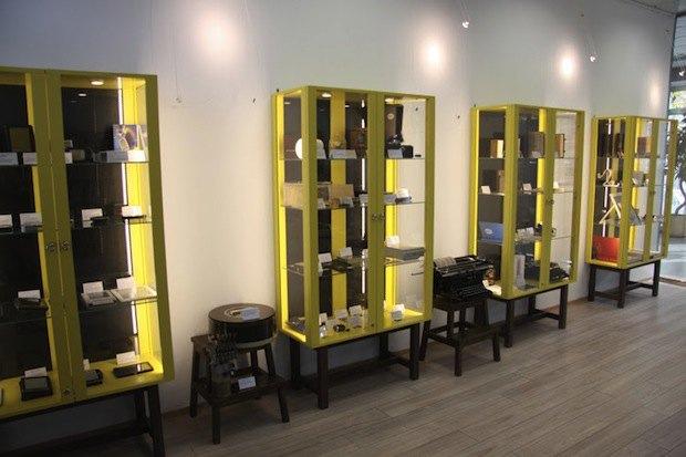 В Москве открылся музей электронной книги. Изображение № 1.