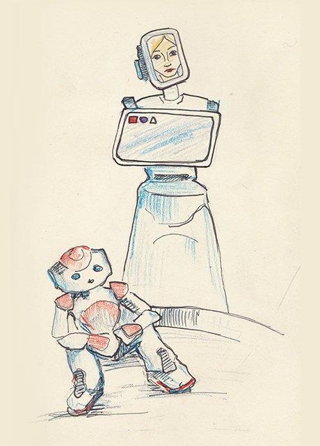 Выставка «Бал роботов». Изображение № 8.