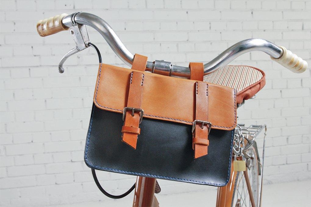 It's My! Bike: Как выпускница финансовой академии стала делать велоаксессуары. Изображение № 2.