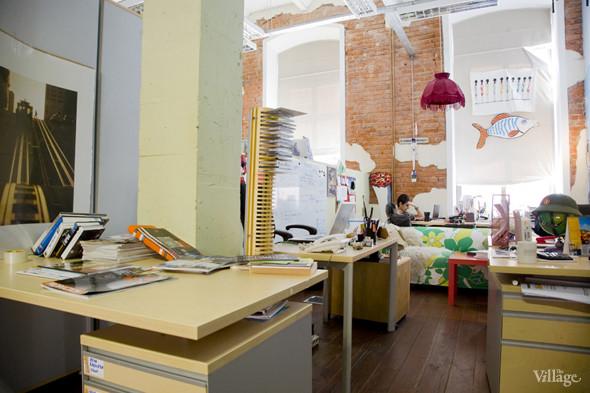 Офис недели: Instinct. Изображение № 28.
