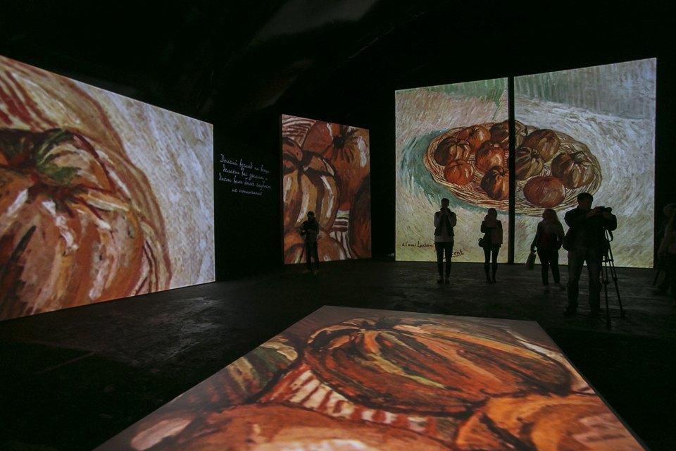 Выставка Van Gogh Alive . Изображение № 4.