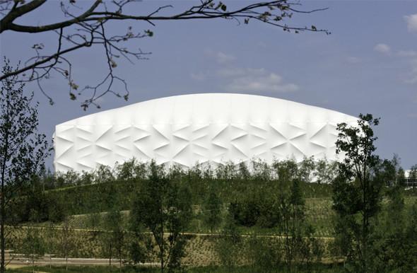 Переносная баскетбольная арена.. Изображение № 33.