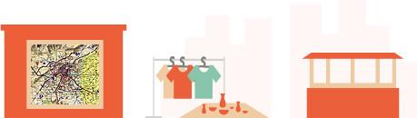 Отвечай за базар: уличная торговля в разных странах мира. Изображение № 8.