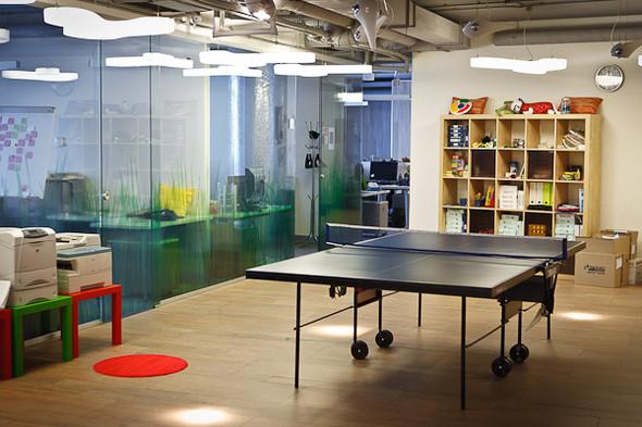 Офис недели: Google (Петербург). Изображение № 36.