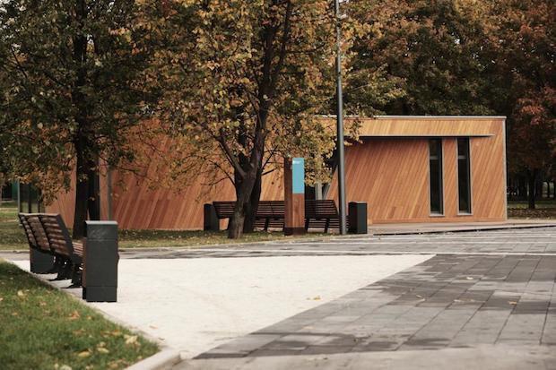 На юге Москвы после реконструкции открылся парк «Садовники». Изображение № 3.
