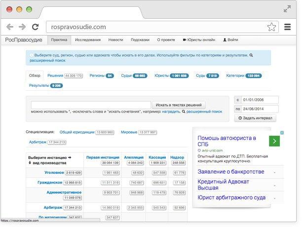 10 приложений иинтернет-сервисов наоснове открытых данных. Изображение № 13.