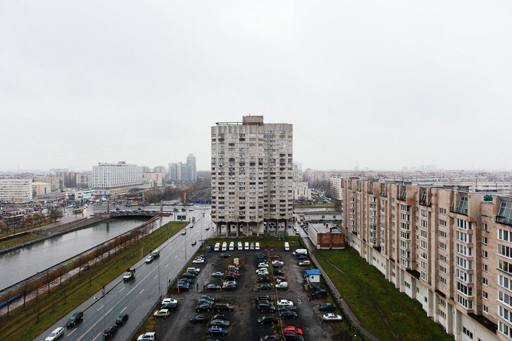 Я живу в доме «на курьих ножках» на«Приморской» (Петербург). Изображение № 21.