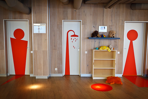 Офис недели: Google (Петербург). Изображение № 5.