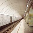 На новой станции метро «Адмиралтейская» уже произошло несколько аварийных остановок эскалатора. Изображение № 1.