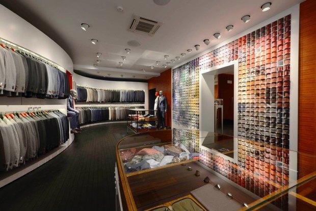 На «Красном Октябре» открылся первый в России магазин Suitsupply. Изображение № 2.