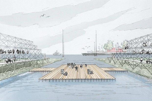 Как осваивать Канонерку: 4проекта острова. Изображение № 13.