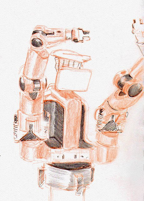 Выставка «Бал роботов». Изображение № 1.