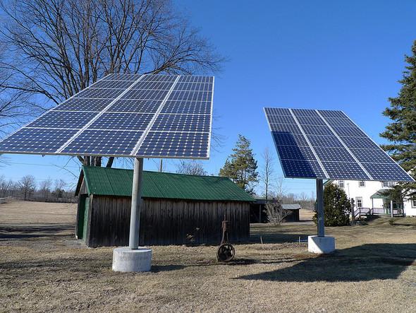 В московских парках установят солнечные батареи. Изображение № 1.