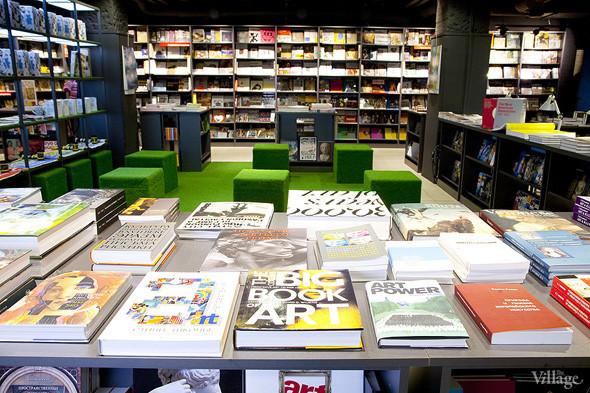 На «Винзаводе» открылся новый книжный магазин «Артбукса». Изображение № 3.
