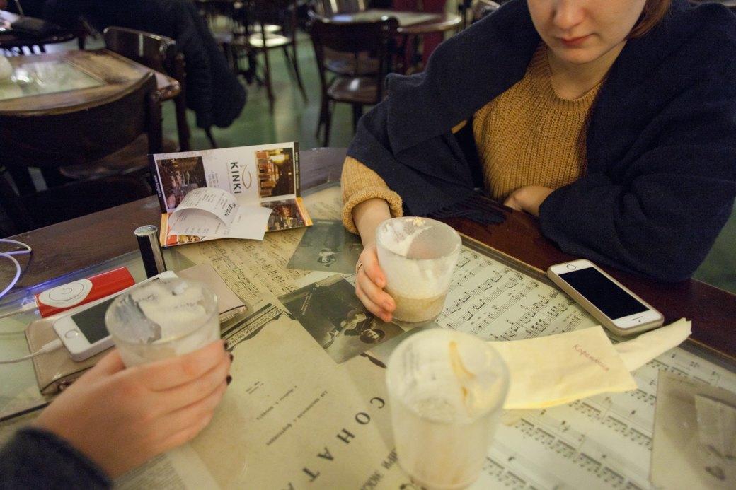 """«В """"Пушкинъ"""" ночью — это как на праздник»: Где можно поесть в Москве после полуночи. Изображение № 13."""