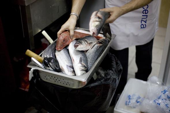Изображение 2. Фоторепортаж с кухни: Ресторан «Бонтемпи».. Изображение № 13.