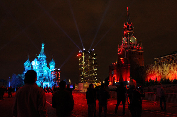 Первый фестиваль света пройдёт в Москве. Изображение № 18.