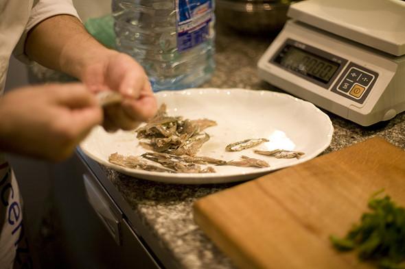 Изображение 20. Фоторепортаж с кухни: Ресторан «Бонтемпи».. Изображение № 32.