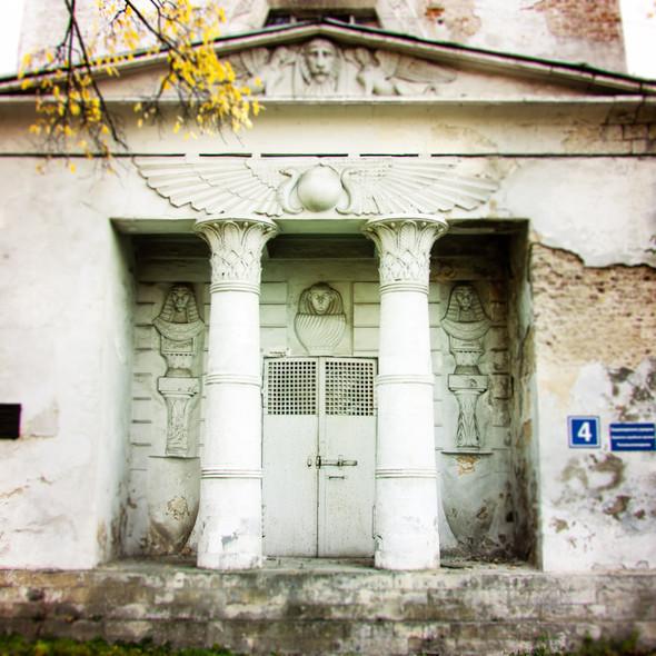 В зоне риска: Египетский павильон и Померанцева оранжерея в Кузьминках. Изображение № 6.