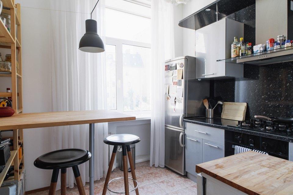 Двухкомнатная квартира топ-менеджера IKEA на«Маяковской». Изображение № 31.