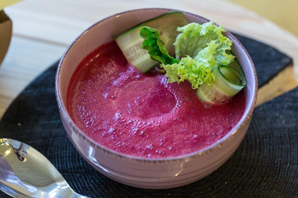 Свекольный суп — 180 рублей . Изображение № 15.
