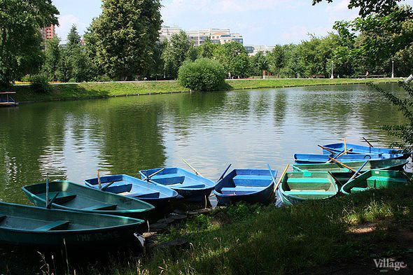 Водные процедуры: 5 лодочных прокатов Москвы. Изображение № 6.