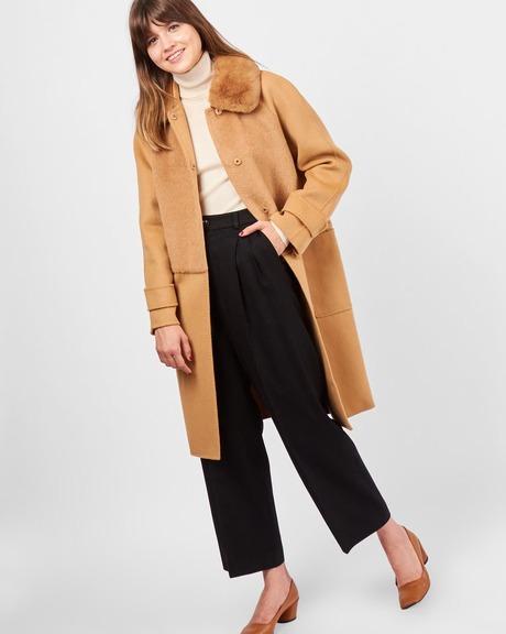Декка - женское пальто