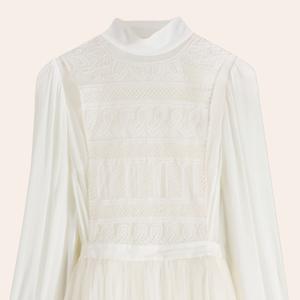 Сбежавшая невеста: 10 белых платьев — на свадьбу и просто так
