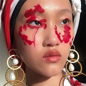 На кого подписаться: Яркие образы визажистки Валентины Ли  — Красота на Wonderzine