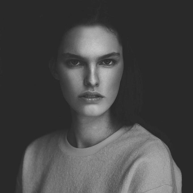 Лиза Вербергт, модель — Новая марка на Wonderzine